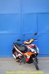 Honda NSC50R (Klasse AM)