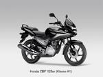 Honda CBF 125er (Klasse A1)